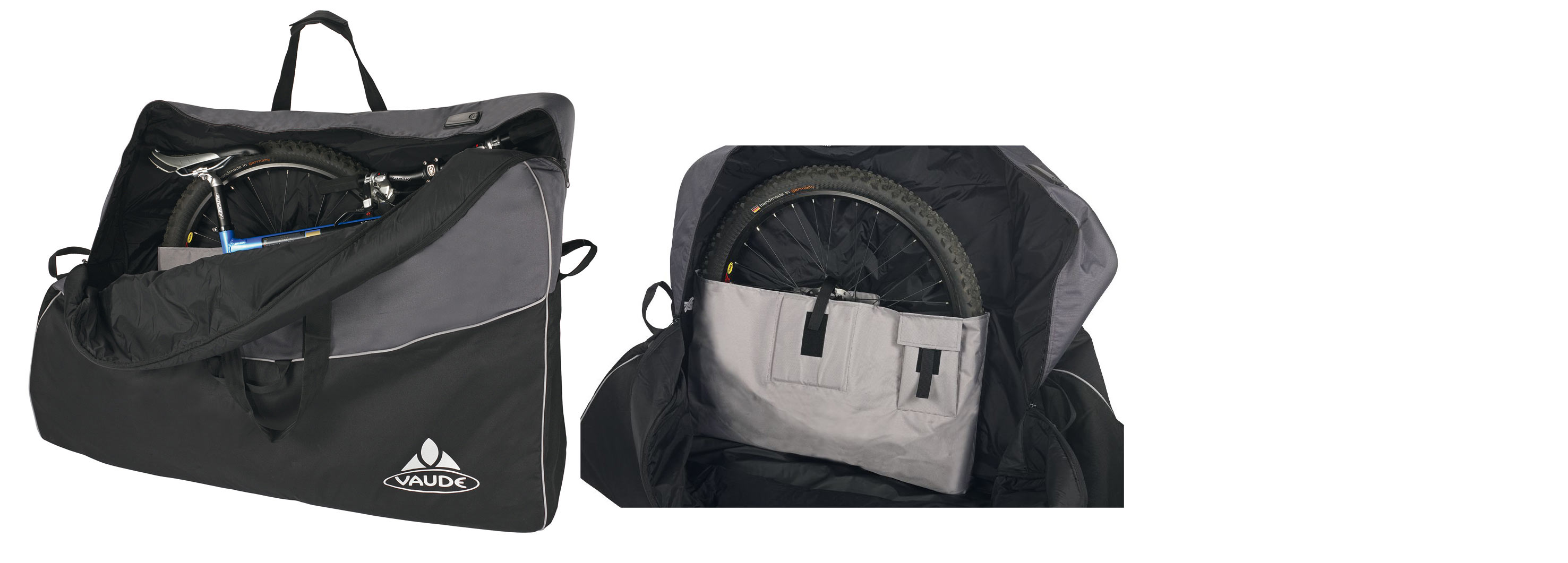 74aa4ca0177 vaude Big Bike Bag Pro - Fahrrad Transporttasche